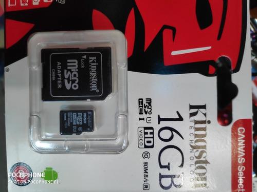 micro sd 16 gb classe 10