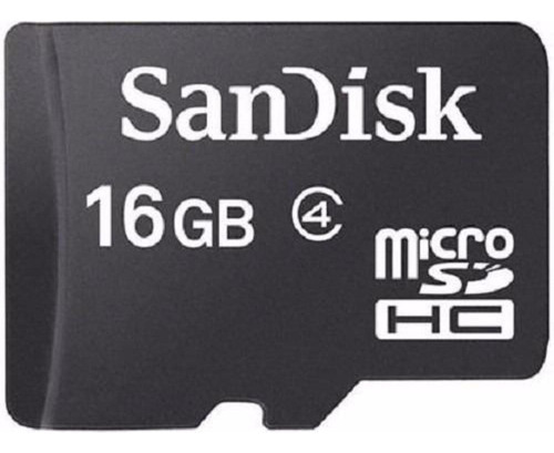 micro sd 16gb sandisk