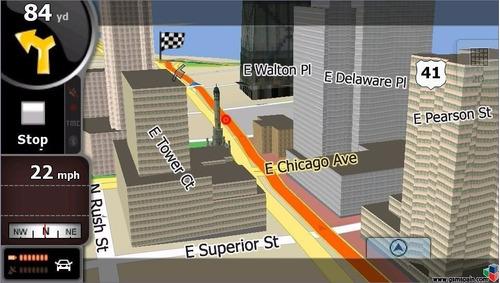 micro sd con mapas de mexico eu y canada estereo y gps igo 8