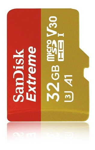 micro sd sandisk extreme 32gb 4k 100mb proglobal