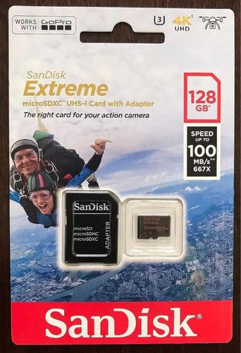 micro sd sandisk extreme plus de 64gb