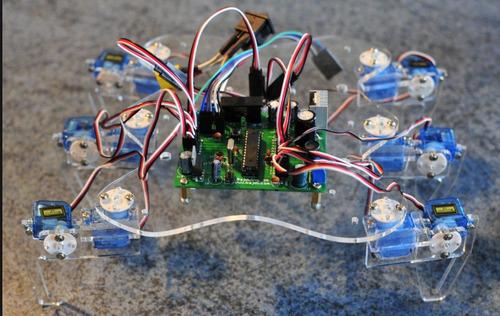 micro servomotor power pro 9g