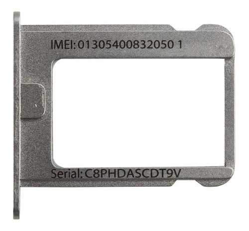 micro sim titular da bandeja slot substituição para apple ip