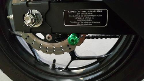 micro slider balança procton racing - kawasaki z300