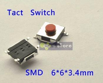 micro swit botão da chave do renault clio. lot 3 pçs.