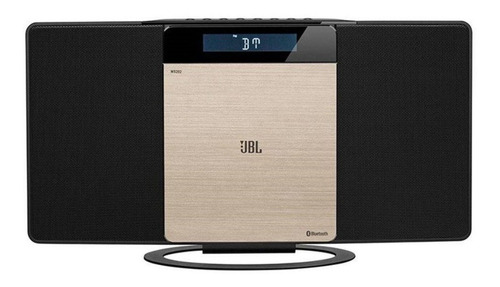 micro system jbl ms202 bluetooth usb cd mp3 player controle