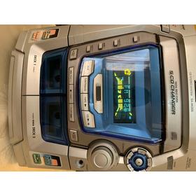 Micro System Panasonic Sa Ak-200 Para 5 Cds