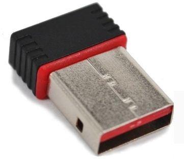 micro tarjeta red wifi usb 300 mts 150mbps *