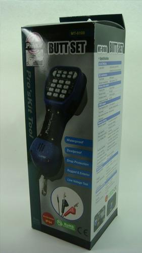 micro-telefono proskit mt-8100