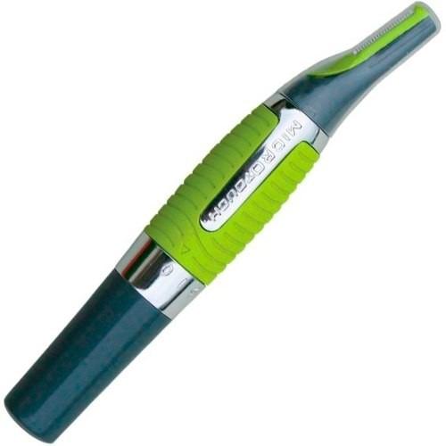micro touch max rasuradora con luz led que recorta y depila!