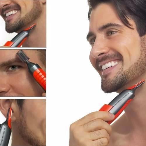 micro touch max switchblade afeitadora depiladora portatil