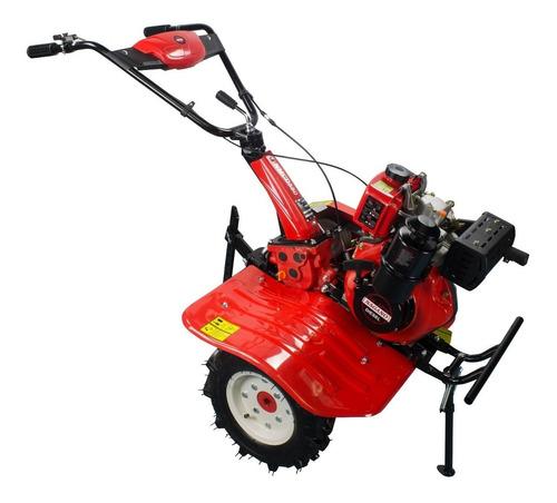 micro trator motocultivador a diesel 4,5hp nmcd580 nagano