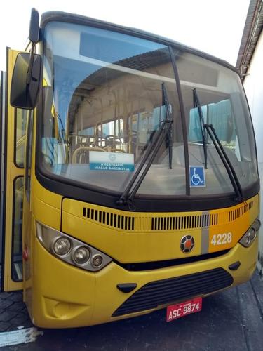 micrão urbano 2010, mpolo midi, mb of 1418, 20lug, r$ 60 mil