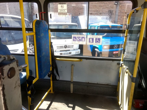 micro urbano mascarello agralle com elevador / br bus