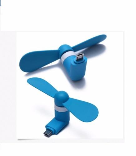 micro usb portátil ventilador de refrigeración mute mini enf