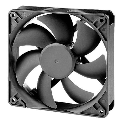 micro ventilador cooler ventoinha 80x80x25 mm 24v (x10)
