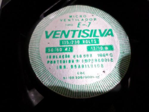 micro ventilador ventisilva-115 a 230 voltts