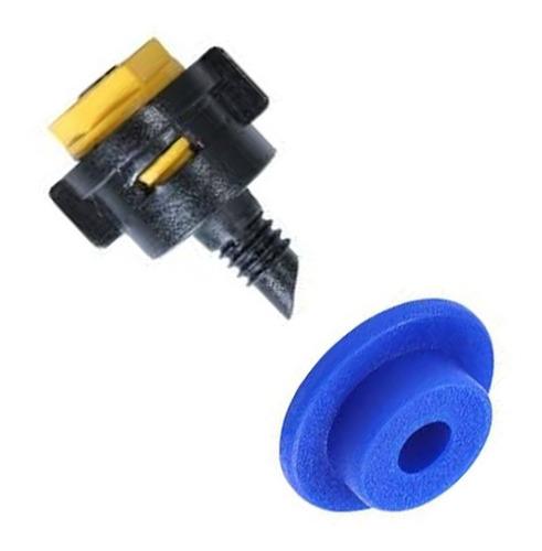 microaspersor nebulizador na1 + chula gotejador 10 unid cada