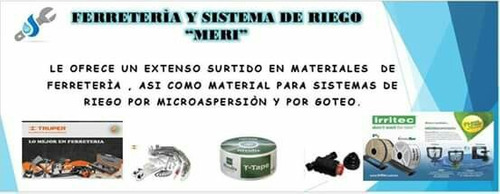 microaspersores rivullis  diferentes litrajes