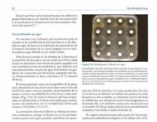 microbiología clinica prats libro impreso