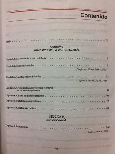 microbiología médica - jawetz, melnick, adelberg - 1996