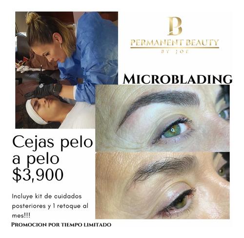 microblading cejas pelo a pelo y micropigmentacion