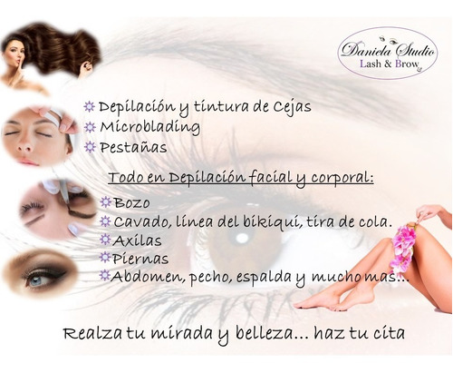 microblading cejas pestañas depilacion