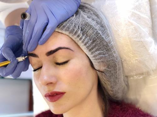 microblading pelo por pelo, 3d cejas perfectas!!!