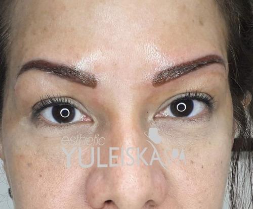 microblading  / shading / delineado de ojos y labios