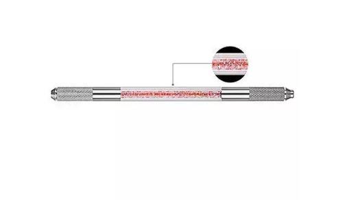 microblading  tebori pluma profesional doble punta