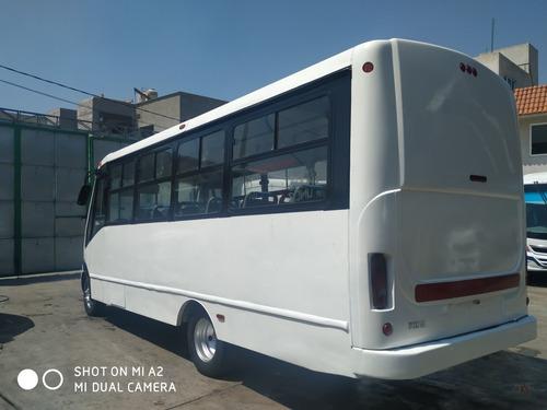 microbus 2009 mascot diesel standar 27 asientos original