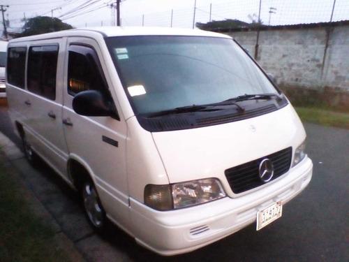 microbus buseta mercedes benz mb100