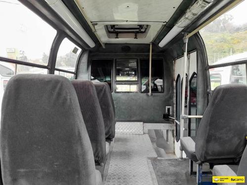 microbus chevrolet nkr 19psjr