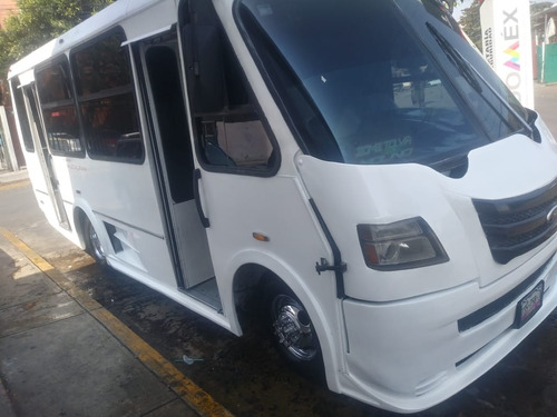 microbus ford 2008