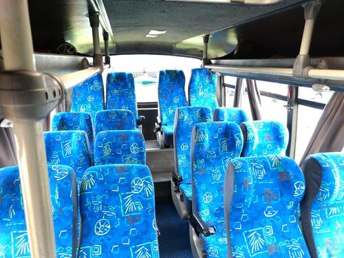 microbus hyundai hd 65 vendo o permuto 19 pasajeros afiliada