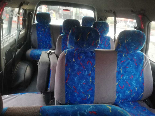 microbus hyundai starex h1 2007 - 12 pasajeros - escolar