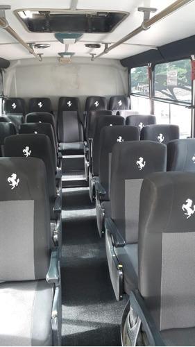 microbus iveco 2004 19 pasajeros