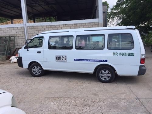 microbus kia preggio 2009