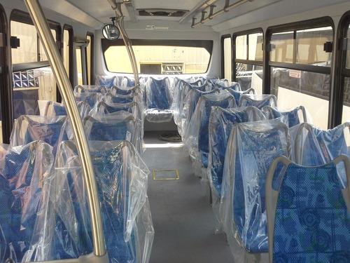 microbus midibus sólo para empresas, pago inicial.