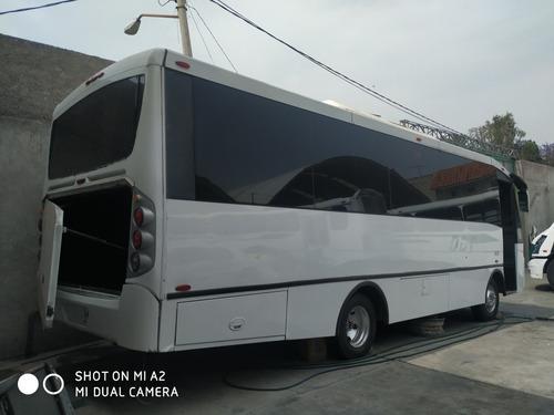 microbus para turismo aire acondicionado y reclinables