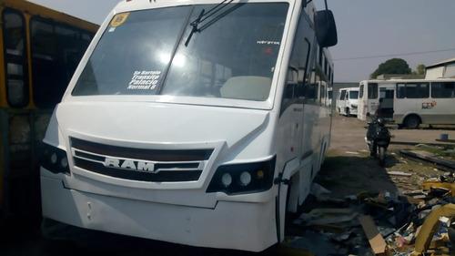 microbus ram 2017
