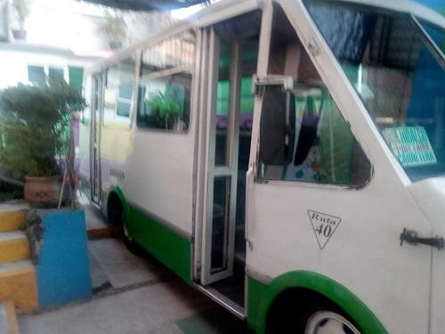 microbus tipo casavan excelente estado