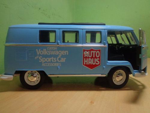 microbus volkswagen 1962