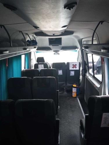 microbus volkswagen 5 puertas blanco candy 2013
