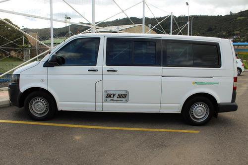 microbus volkswagen transporter 2010
