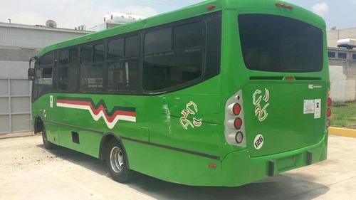 microbuses hidrobus novacapre 2009/2011 chevrolet ford