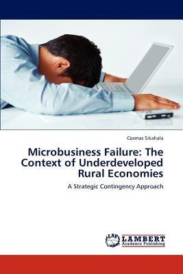 microbusiness failure: the context of underdeve envío gratis
