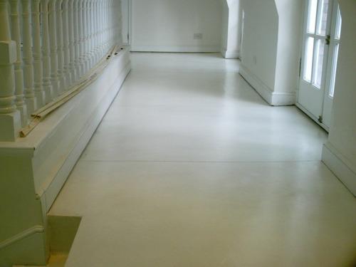 microcemento alisado cemento