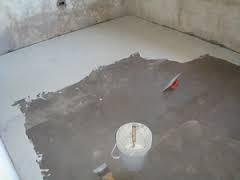 microcemento base niveladora p/ pisos x 40 kgs -  protex