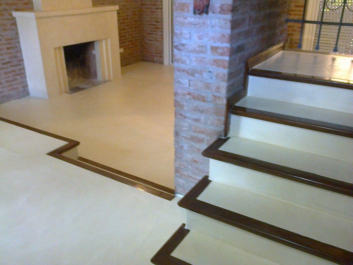 Microcemento cemento alisado materiales y mano de obra - Microcemento banos precio ...